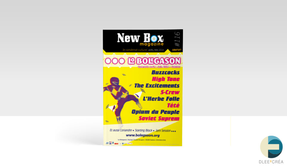 couverture livret newbox magazine