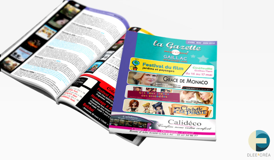 Livret La Gazette