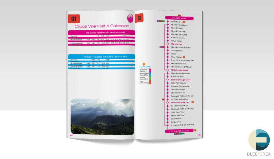 livret Guide Touristique de Cilaos
