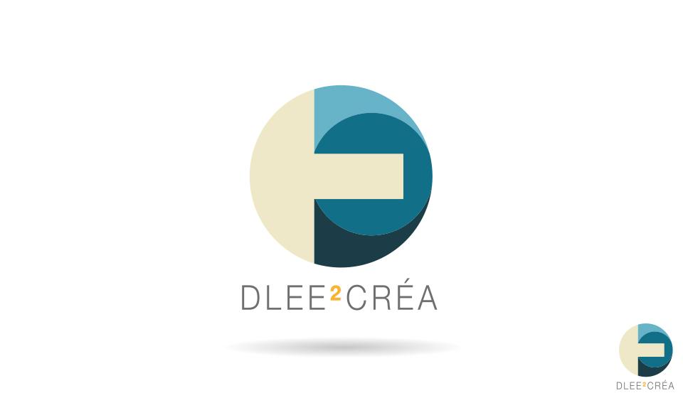 le logo de DLee2Crea