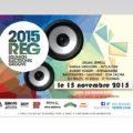 Affiche Reunion Electro Groove (REG) 2015 – Proposition