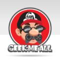 Logo d'association – Geek Me All